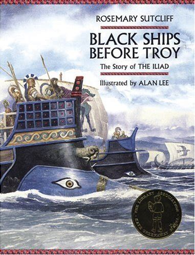 themes in black ships before troy april 2011 books of wonder and wisdom