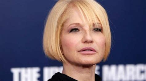 new normal hairstyles ellen barkin the new normal short hairstyle 2013
