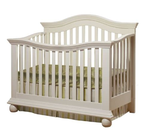 Sorelle Vista Crib by Nursery Crib Sorelle Vista Couture Crib White