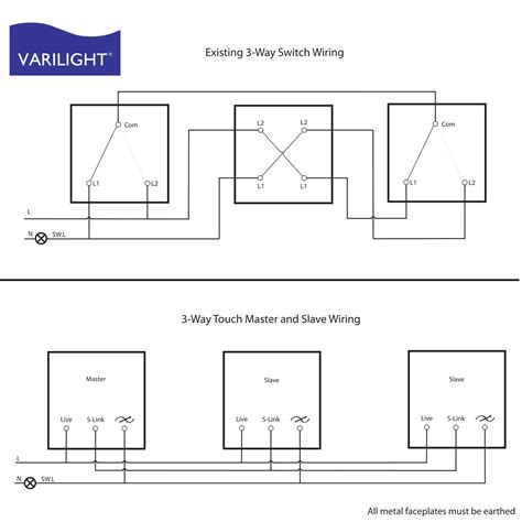 3 way touch l switch wiring diagram 3 discover your