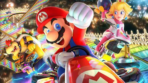 mario kart 8 deluxe domina le classifiche eshop di switch gamesource