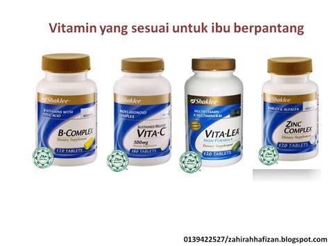 Vitamin Obimin Untuk Ibu Shaklee Jom Cuba Untuk Ibu Mengandung Berpantang