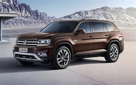volkswagen atlas 2017 2017 vw teramont is the atlas built for china
