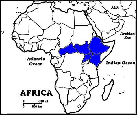 us air force bases in africa map american military bases in africa