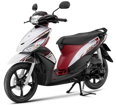 Bagasi Depan Motor Mio kelebihan yamaha mio j oto trendz