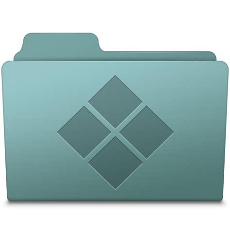 design windows icon windows folder willow icon smooth leopard iconset mcdo