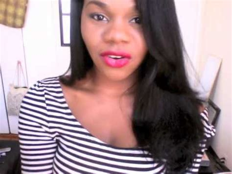 best way to style weavon straight yaki weave tutorial good for natural hair youtube