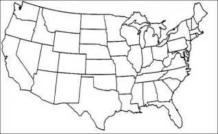 us map of 50 states blank blank 50 states map quiz