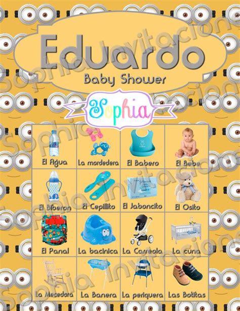 loteria baby shower para imprimir gratis 25 best ideas about loteria para baby shower on