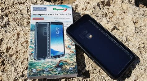 samsung waterproof review galaxy s9 snorkel around the world