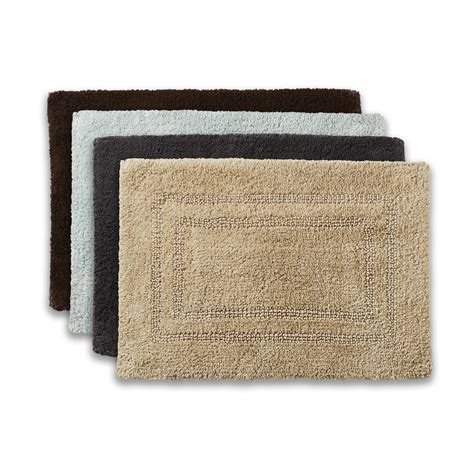 bathroom rugs and towels cannon reversible bathroom accent rug home bed bath
