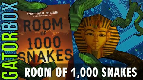 room of 1000 snakes room of 1 000 snakes gatorbox
