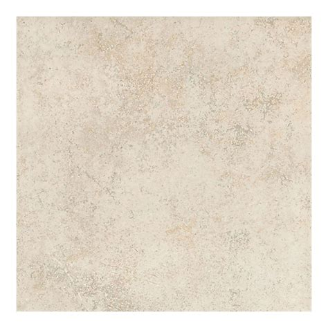 daltile glacier white 12 in x 12 in ceramic floor and