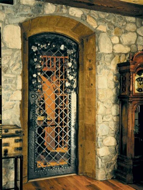 Wine Cellar Rack - iron wine cellar door doors shutters and gates pinterest