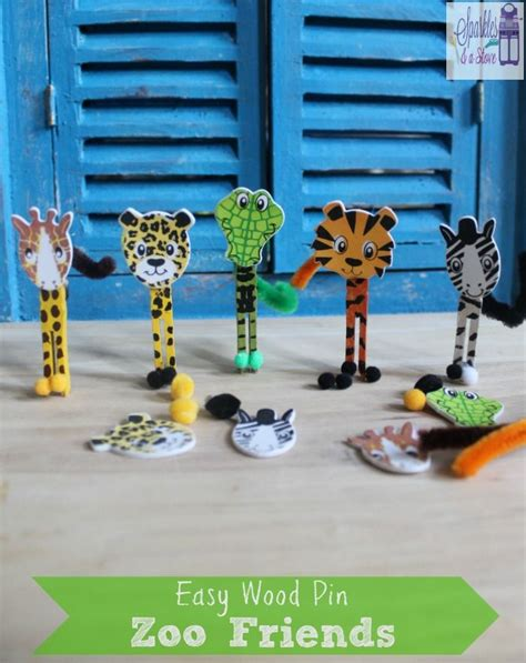 easy animal crafts for animal crafts for blogs we