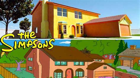 imagenes de casas 6 casas reales inspiradas en dibujos animados youtube