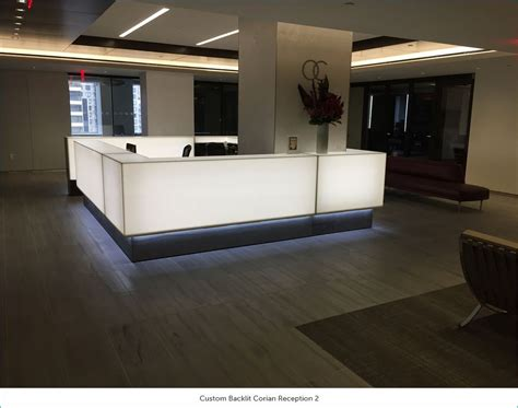 Corian Reception Desk Reception Desks Ada Compliant Arnold Contract L Shaped U Shaped Custom Modern Curved