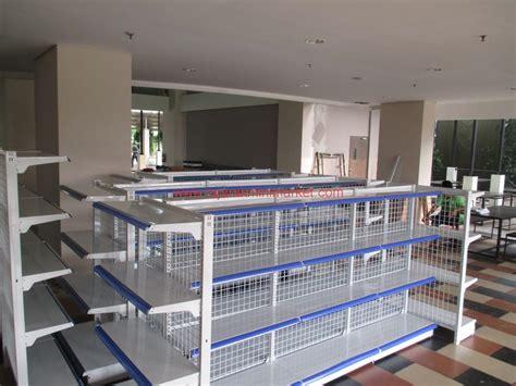 Jual Rak Minimarket Bekas Jakarta jual rak minimarket standard indomaret tipe rr15