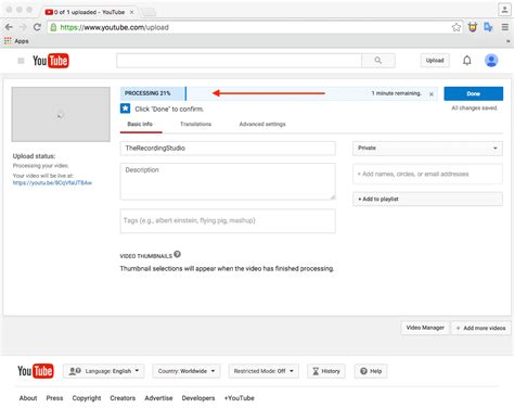 state pattern youtube uploading to youtube design and delivery resources