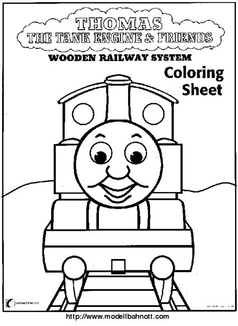 thomas the tank disney cars coloring pages
