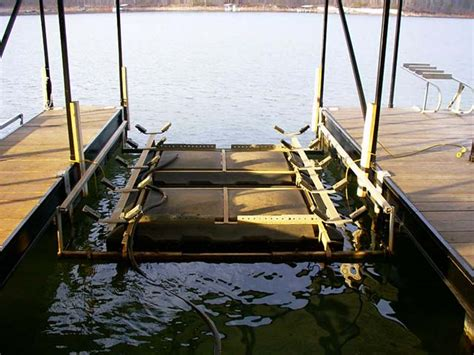 air boat lift collins dock inc boat lifts floatair