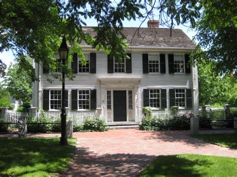 saltbox style the saltbox architectural style houses in cambridge and