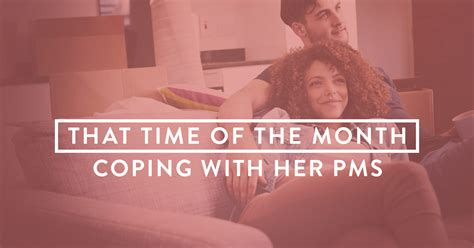 That Time Of The Month Meme - that time of the month coping with her pms symbis