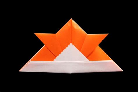 Origami Hut - samurai s helmet 100 easy origami and diagram