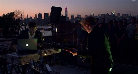 Darkside Live In The Boiler Room Nyc by Darkside Live In The Boiler Room Nyc Electru De