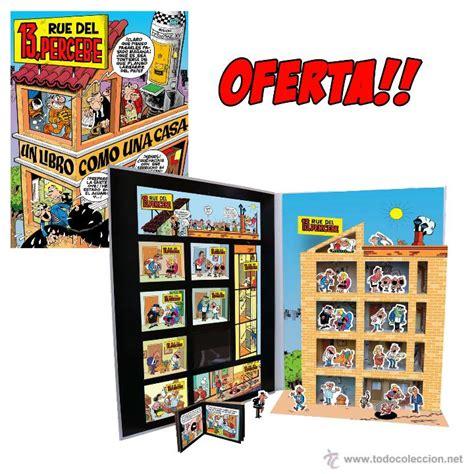 libro 13 rue del percebe 13 rue del percebe un libro como una casa nue comprar comics humor editorial ediciones b en