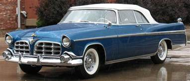 56 Chrysler Imperial 1956 Chrysler Imperial Convertible This Gorgeous 56