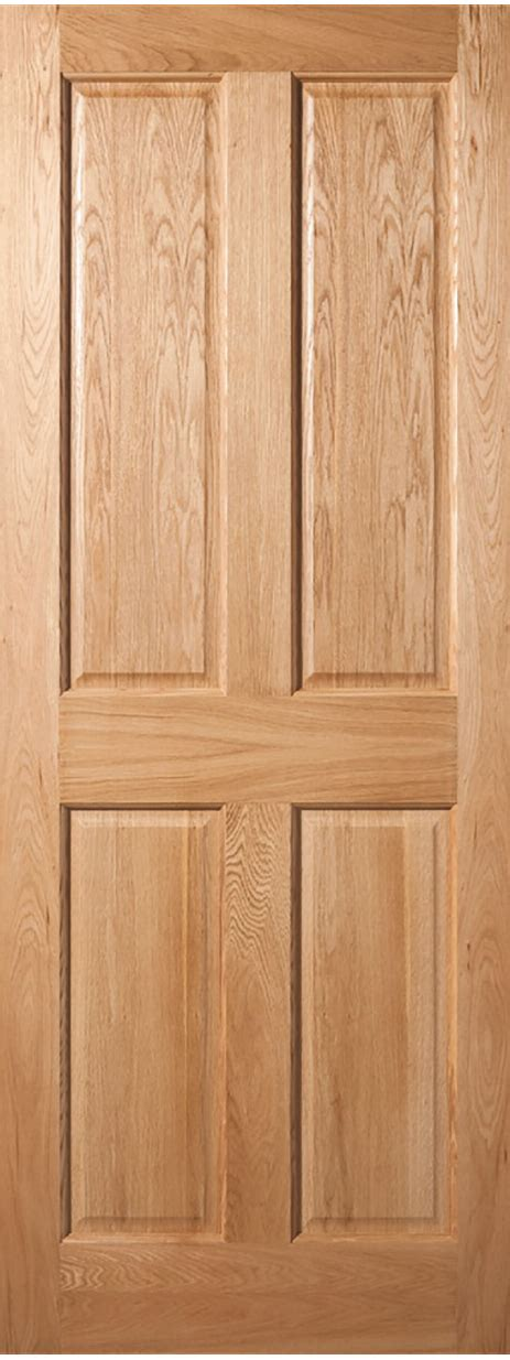 4 Panel Interior Wood Door Doors Direct Doors Dublin Garage Doors Doors Wooden Doors Front Doors Interior