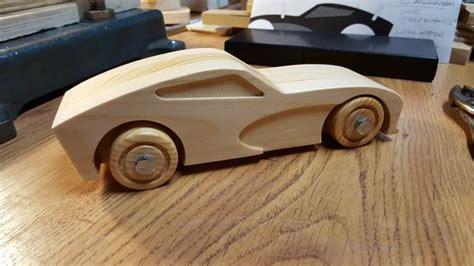 wood muscle car build  cnc project