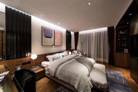 indirektes licht schlafzimmer indirektes licht sorgt f 252 r stimmung in diesem haus in china