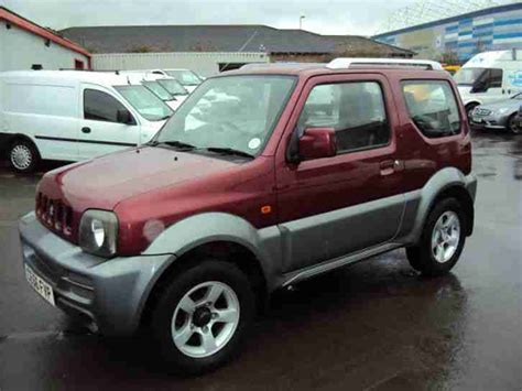 suzuki 2006 jimny 1 3 jlx 3 door 4x4 car for sale