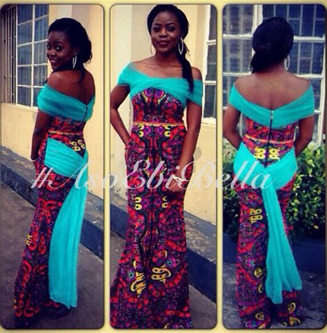 nigeria ankara wedding ovation styles bella naija latest native gown ovation