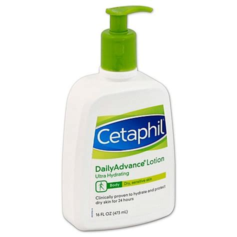 Cetaphil Daily Advance Lotion cetaphil 174 daily advance 174 16 oz lotion www