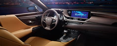 Lexus 2019 Es Interior by Lexus Nouvelle Lexus Es