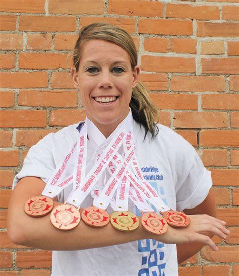 walker dallas fort macleod s dallas walker wins six medals at lifesaving sport nationals fort