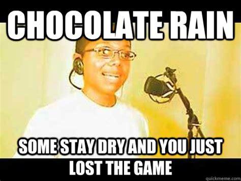 team giga pudding chocolate rain