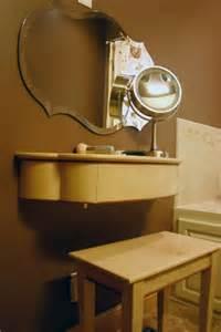 Makeup Vanity Wall Mount Handmade Wall Mounted S Makeup Vanity With