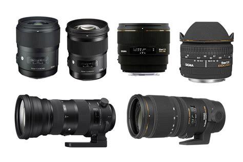 sigma lenses holiday deals sales lens rumors