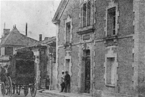 bureau de poste poitiers monuments disparus ancien th 233 226 tre grand rue 224 segonzac