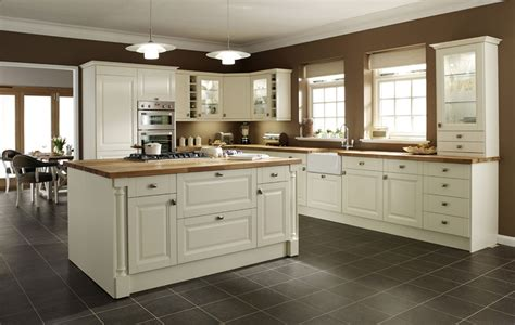 cream colored kitchens cream kitchen cabinets trends furniture with a soft color