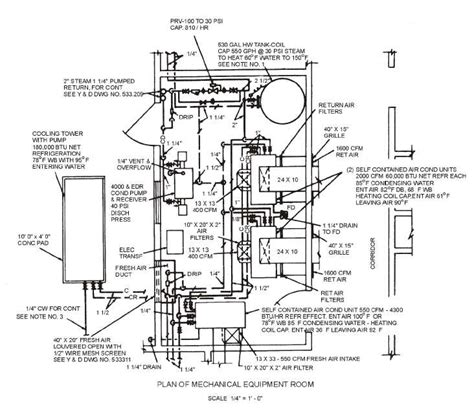 air conditioner layout design figure 4 12 heating and air conditioning layout continued