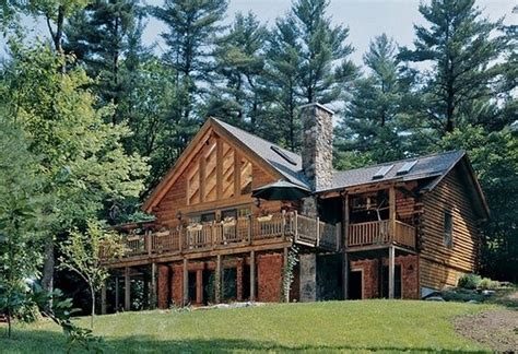 log homes network cozy rustic cabins the owner builder network