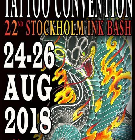 tattoo convention hawaii 2018 22nd world famous stockholm ink bash international tattoo