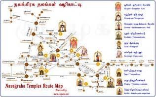 temple maps foot steps kumbakonam navagraha temple tour more
