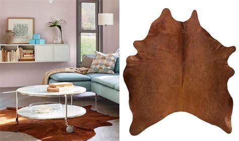 alfombra ikea salon ikea alfombras salon piel animal mueblesueco