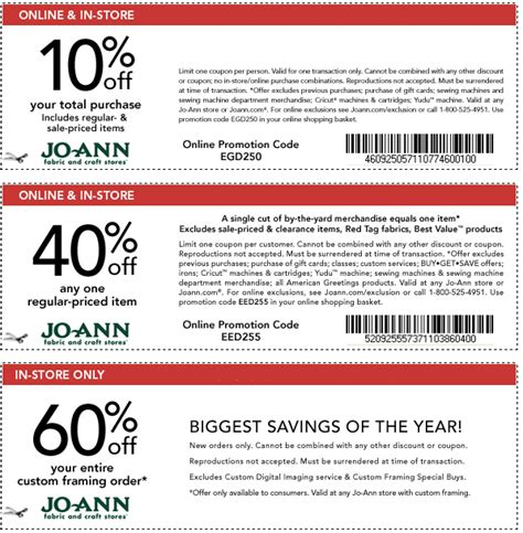 jo ann fabric joann fabric store coupon 2017 2018 best cars reviews